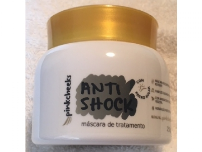 Anti Shock Máscara Pinkcheeks